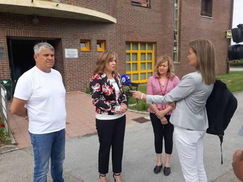 Zamjenica župana Vesna Hajsan Dolinar posjetila Ambulantu Žakanje