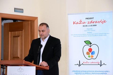"""Završna konferencija na projektu """"KaŽu zdravlje"""" u Karlovačkoj županiji"""