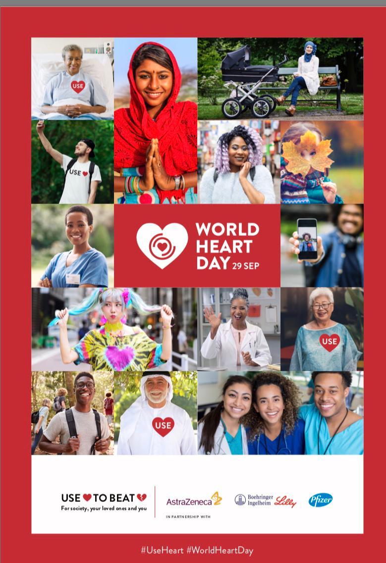 Svjetski dan srca 2020.